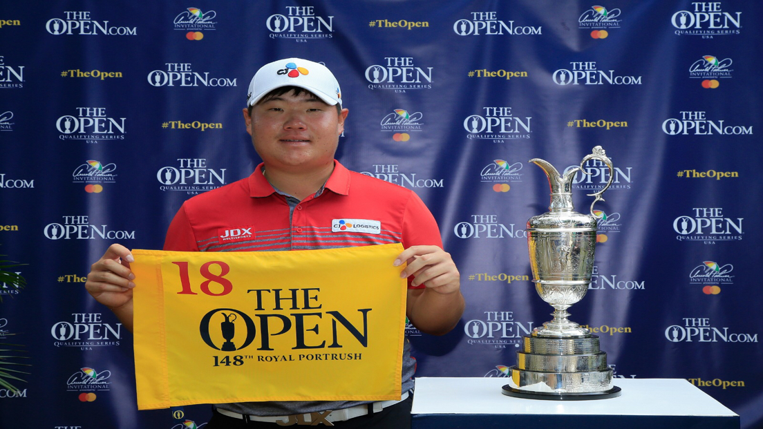 Sungjae Im is the 3rd qualifier for the Open Championship because of their finish at the Arnold Palmer Invitational. Kevin Mitchell and Sung Kang were the ...